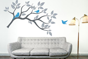 Wall Papers and Wall Painting